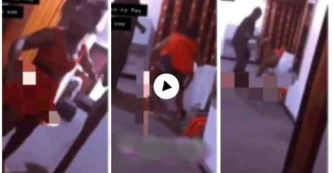 Pay Me Or I Deal With U - Alleged $£x Worker Go Out Of Control On A Client - Video