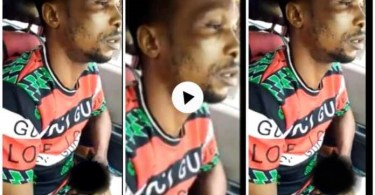 Taxi Driver m@sturbates N ejacul@tes while carrying passengers - Video
