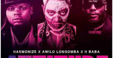 Harmonize - Attitude Ft Awilo Longomba & H baba