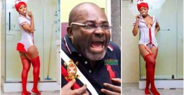 Kennedy Agyapong - Akuapem Poloo Should Have Been Jailed For A Year (Video)