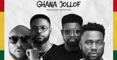 Basketmouth – Ghana Jollof Ft Falz & Kwabena Kwabena