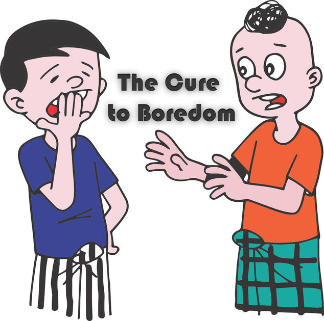 The Cure to Boredom