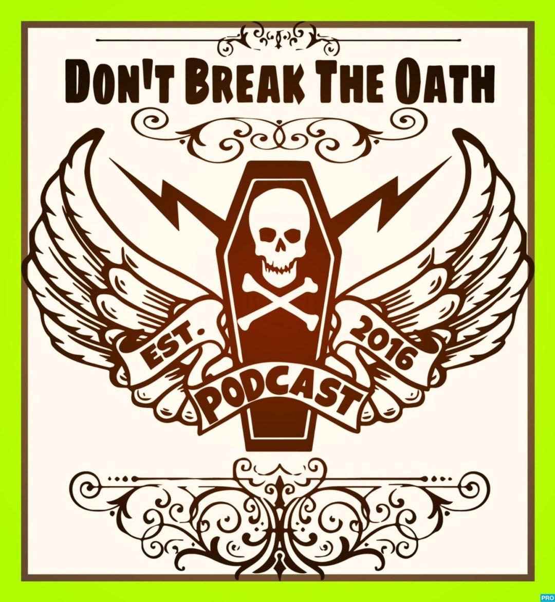Don't break the oath