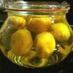 梅で作るお酢のドリンク 梅サワー(9日目)