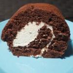 なかしましほさんの小さなレシピでロールケーキ(スイスロール)