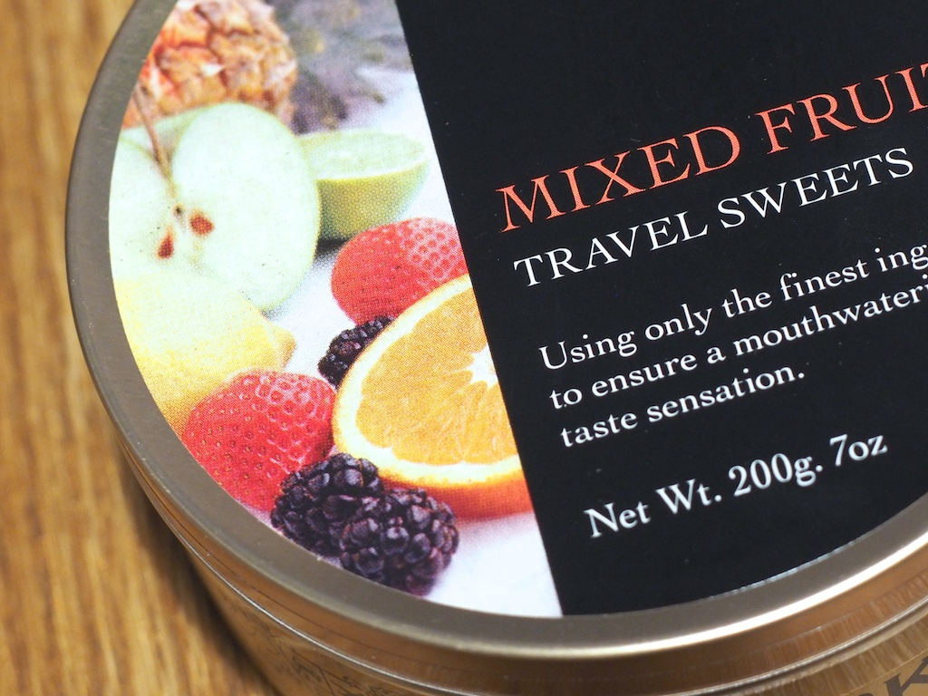 Mixed Fruit Candy