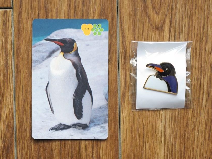 Higashiyama Zoo Penguin Badge