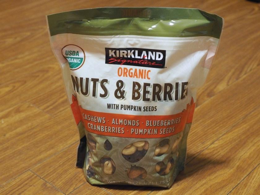 Costco nut&berries