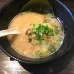 【麺や 一心】西友高針店の近く!とんこつラーメンのお店(名古屋市名東区)