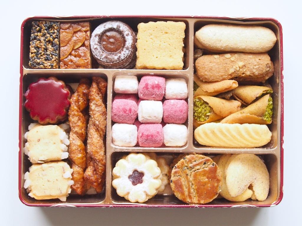 Atelier Ukai Cookies