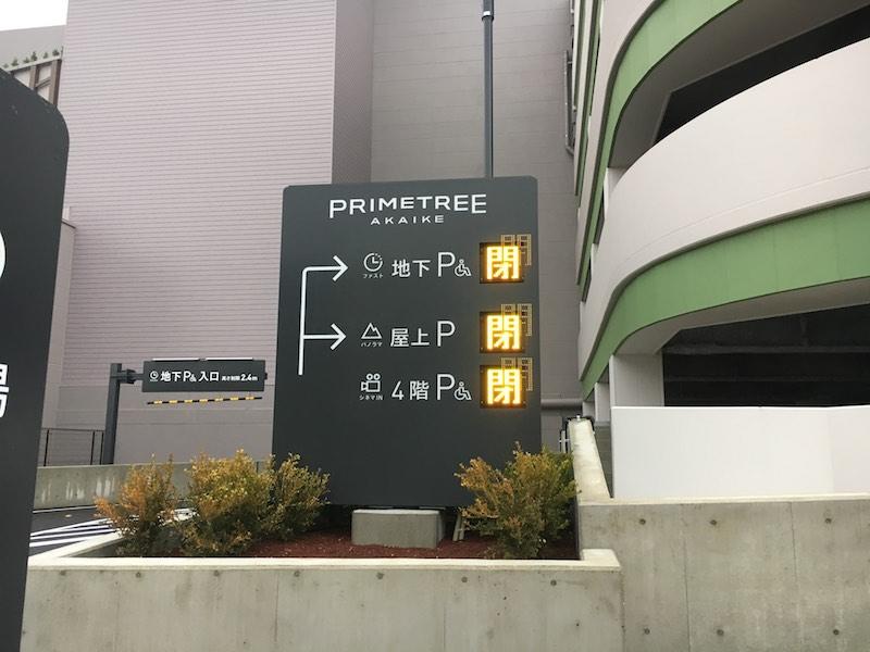 Prime Tree Akaike
