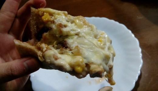 自家製酵母で簡単全粒粉ピザの作り方&レシピ!おもてなしに大活躍!