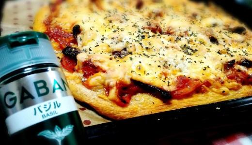 自家製酵母で簡単こねないピザレシピ!疲れない楽な作り方とは?