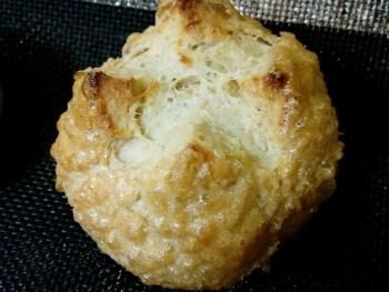 もっちり米粉入りパンの覚書レシピ♪バナナ豆乳であま~いシュガートップ!