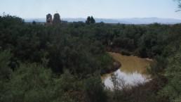 Am Jordan - nahe der Taufstelle