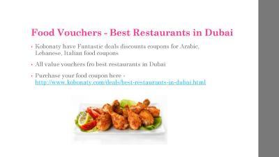Best Restaurants in Dubai – Food Discount Coupons | Dubai ...