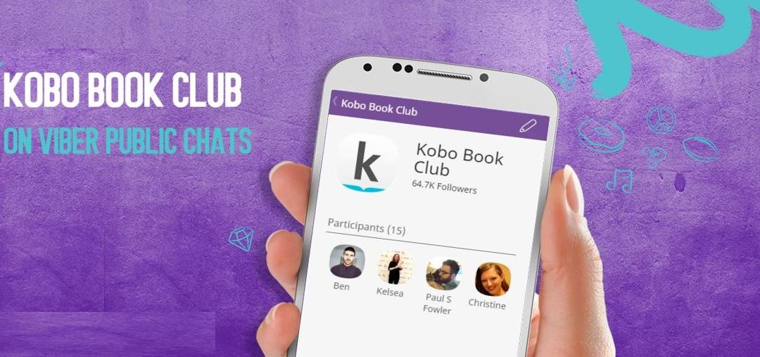 Kobo Book Club
