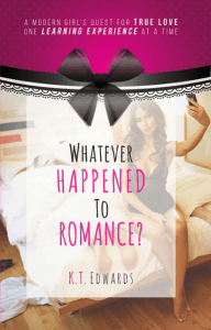 Whatever Happened to Romance_book cover