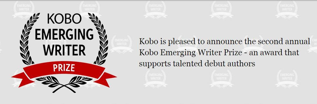 Second Annual Kobo Emerging Writer Prize Shortlist Announced
