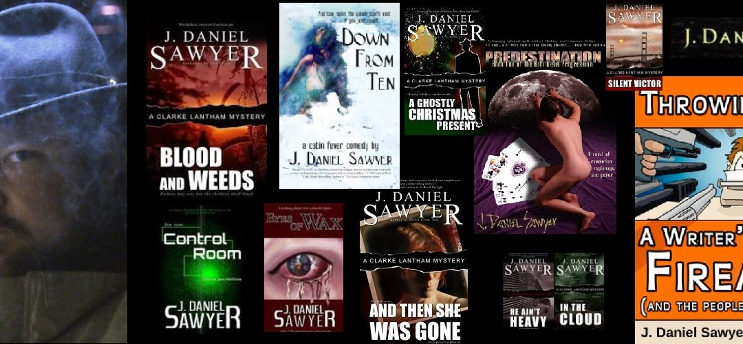 Kobo Writing Life Podcast – Episode 056 – Weapons in Fiction with J. Daniel Sawyer