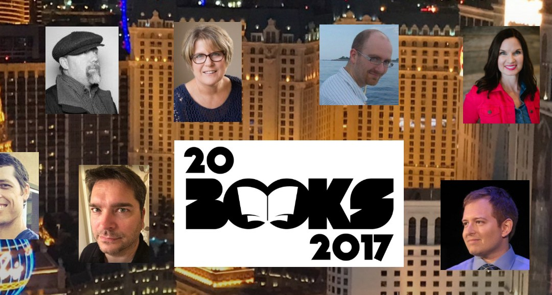 Take Your Writing Career To The Next Level at 20BooksVegas