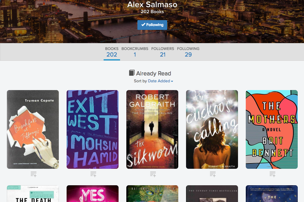 Find your next read and promote your books with Helloreads