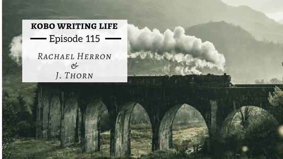 KWL EP 115- Rachael Herron and J. Thorn