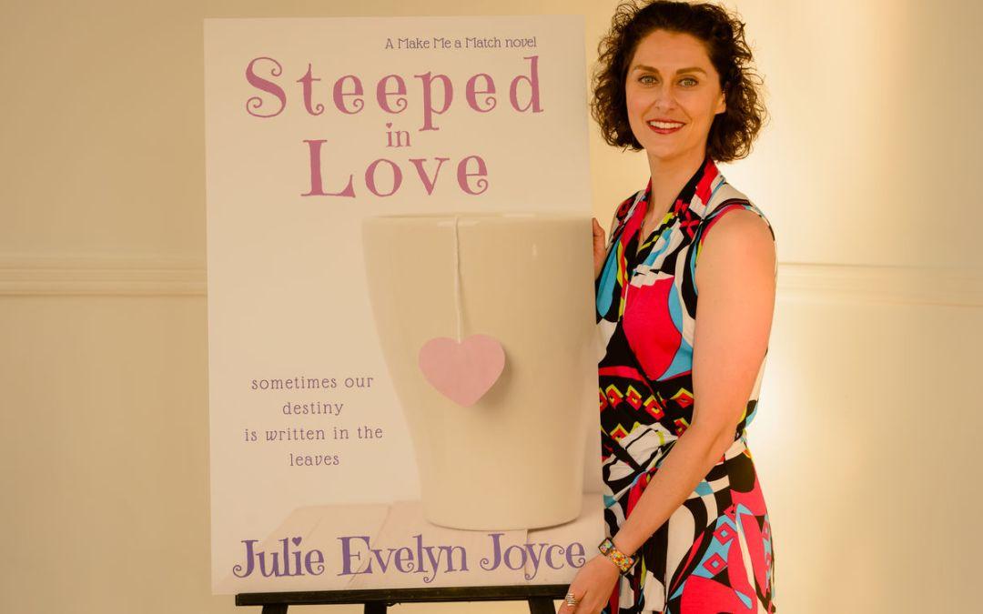 My Writing Life: EWP Romance Winner, Julie Evelyn Joyce