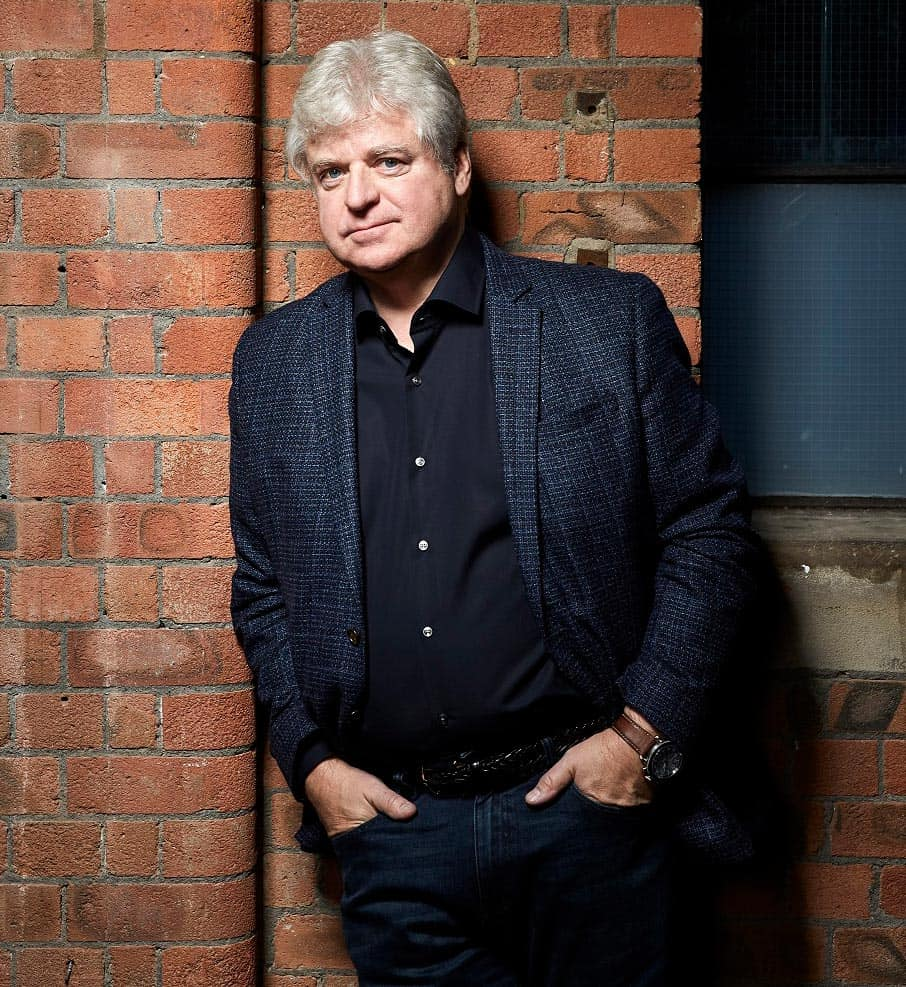 A headshot of Linwood Barclay.