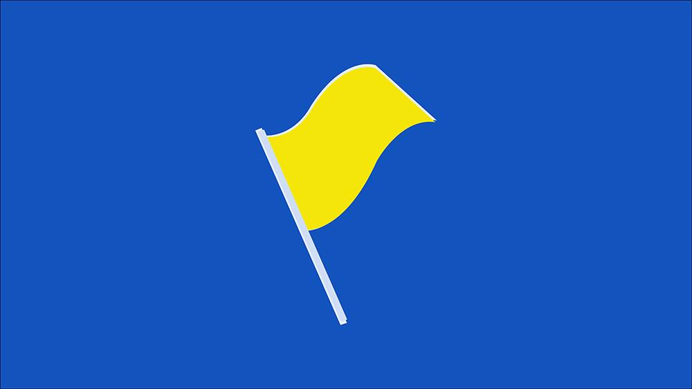 """Les """"Thérapeutes drapeau jaune"""""""