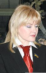 Народний депутат України Оксана Білозір