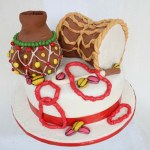 Kocakes Traditional Wedding Cake