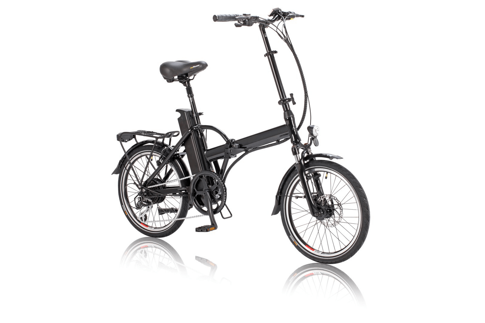 20 Inch Multifaceted Foldable E Bike Eb5 From China