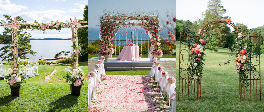 Wedding Arch Ideas You'll Fall In Love With