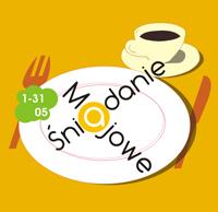 Majowe sniadanie