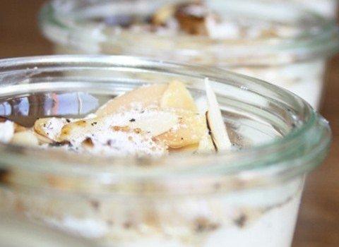 Schnelles Mascarpone-Dessert