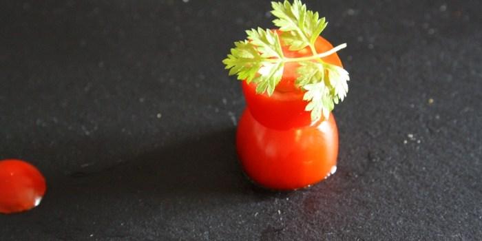 Tomatentürmchen