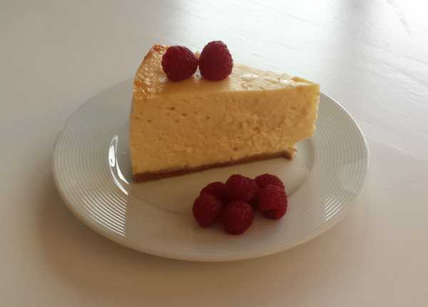 NY Cheese Cake mit Tonkabohne kochen aus liebe