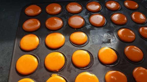Macarons halloween kochen aus liebe