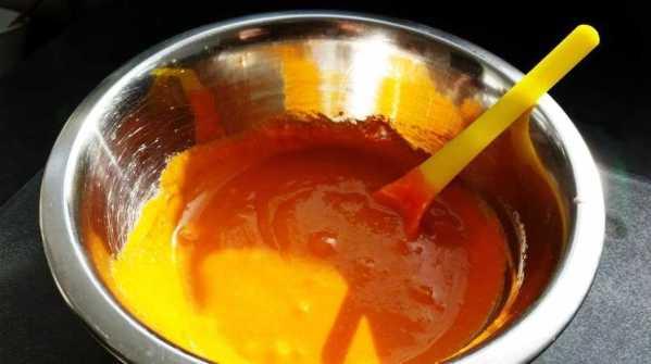 Macarons Teig gefärbt kochen aus liebe