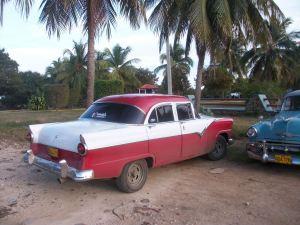 Kuba - Cienfuegos Oldtimer
