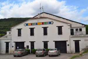cave cooperative Embres -et -Castelmaure Corbieres Wein
