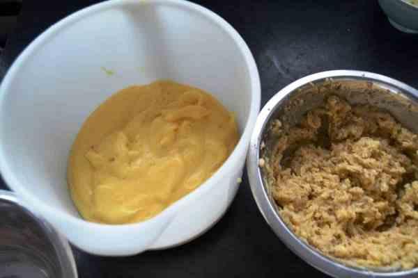 Creme Patissiere und Frangipane