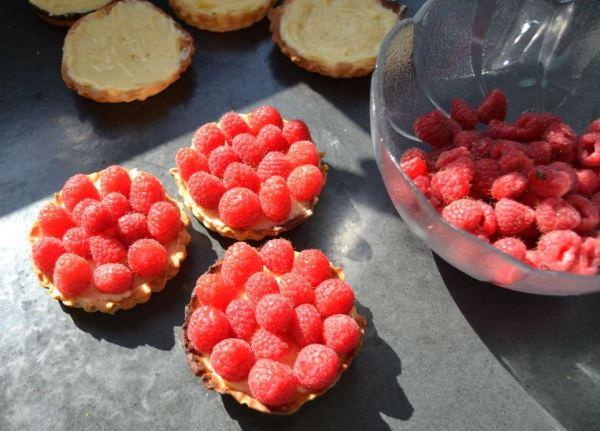 tartelettes-aux-framboises-himbeer-tartelettes
