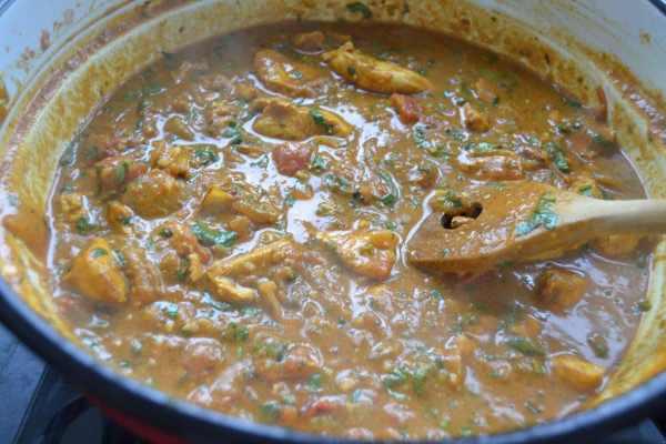 Chicken Tikka Marsala