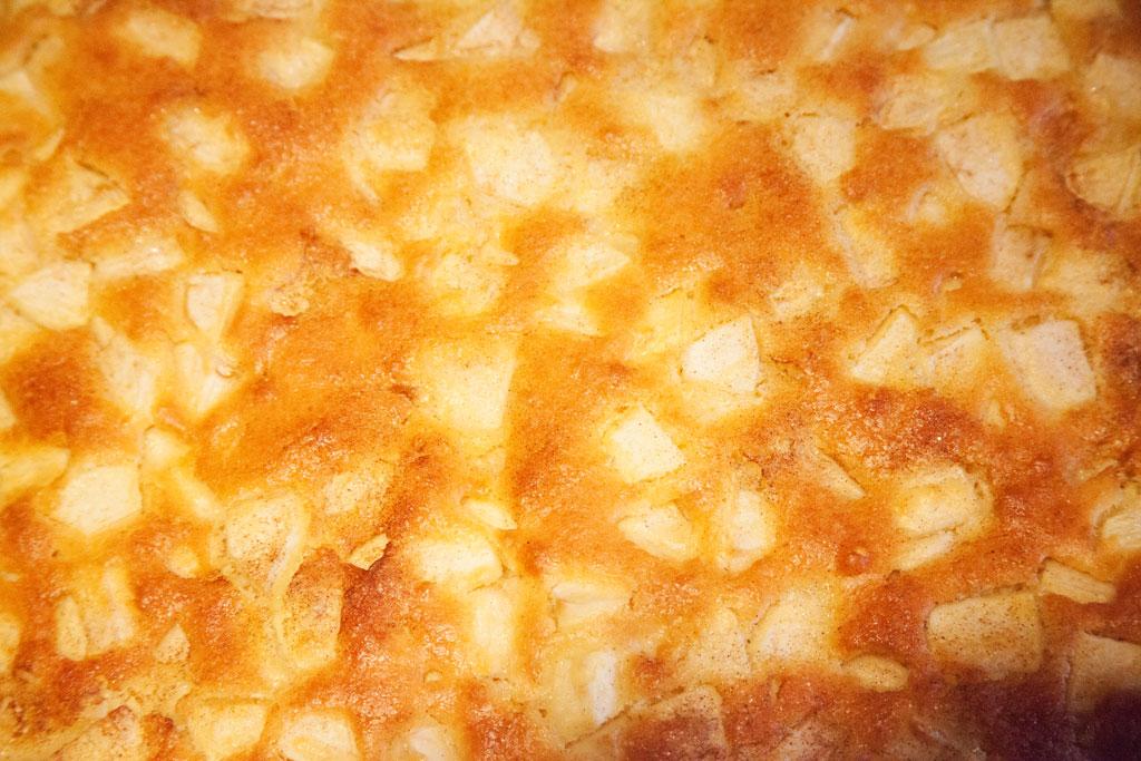Apfelkuchen aus Rhrteig vom Blech  Kochfaszinationde