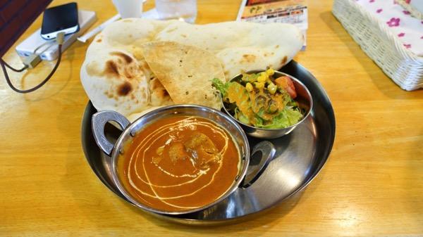 【リタ】高知に居ながら本場インド料理が味わえるお店