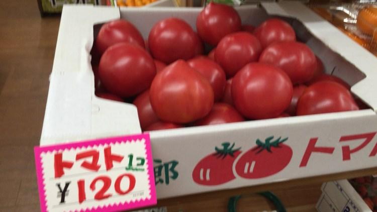 四万十町にある「ゆういんぐ四万十」には、新鮮な産直野菜・果物や高知土産が豊富!