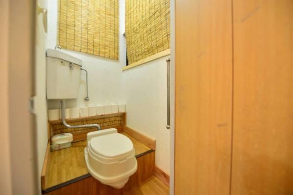 和風トイレ