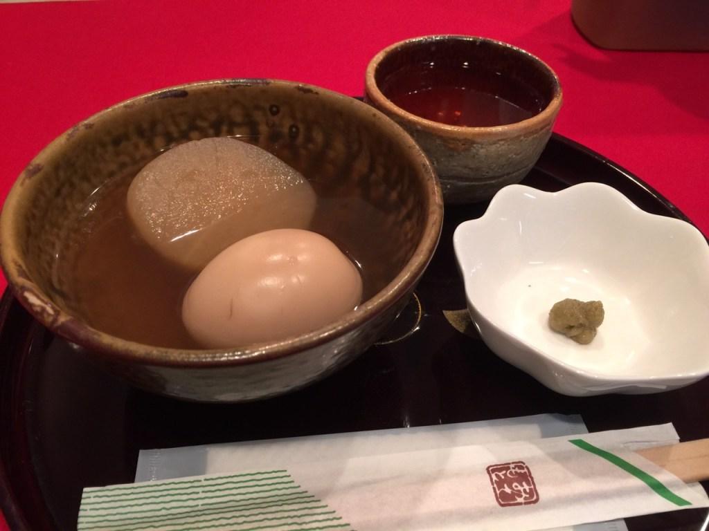 美味しいご飯は美味しいお出汁から♪旨味屋さんで美味しい塩おでんを食べてきた!